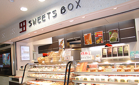 SWEETS BOX京橋店
