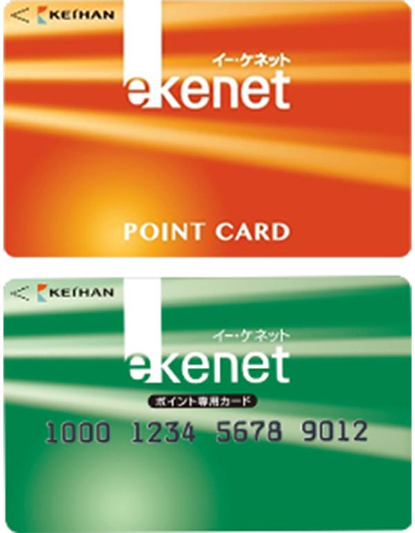 ケネット カード イー